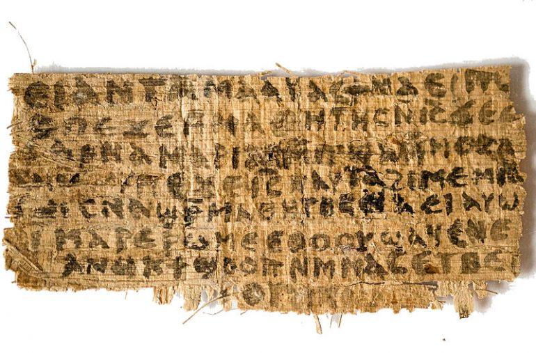 """Larry Hurtado on the """"Jesus Wife"""" Papyrus"""