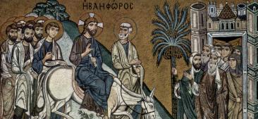 Jesus' Last Journey to Jerusalem