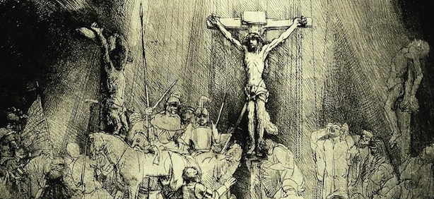 """Good Friday Meditation #3: """"…that we may see and believe."""""""