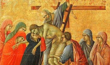 Good Friday Meditation #9: Jesus' Body is Taken and Buried Before Sundown
