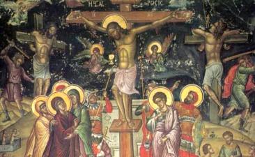 Good Friday Meditation #8: Jesus Dies
