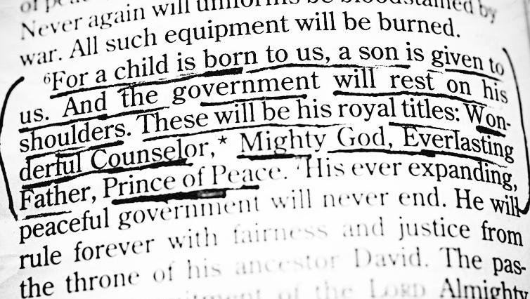 Apocalyptic Advent: Isaiah 9