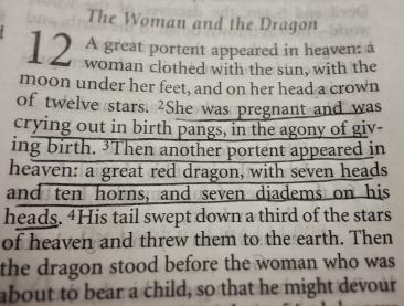 Apocalyptic Advent: Revelation 12