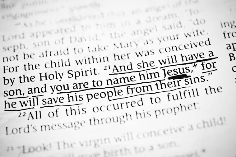 Apocalyptic Advent: Matthew 1