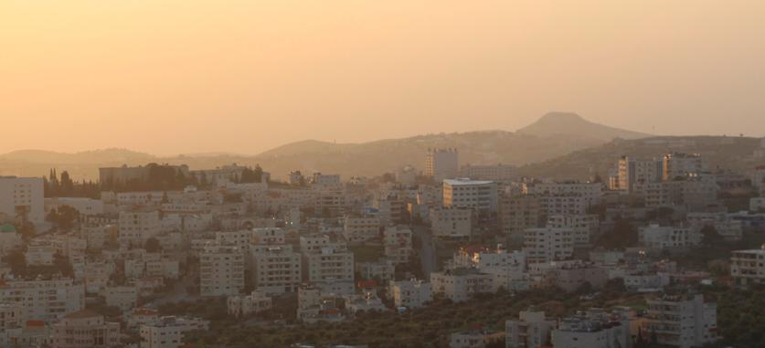 Herodyon and Beit Jala