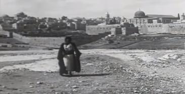 The Good Samaritan in Palestine 1920s