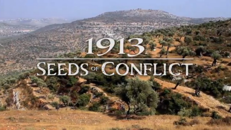 1913: Seeds of Conflict — Pre-WW1 Palestine and the Roots of the Arab-Israeli Conflict