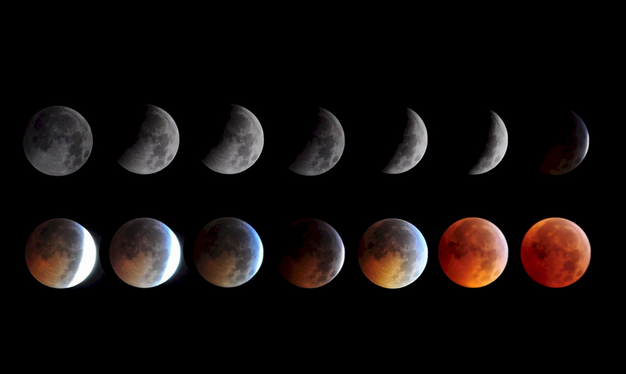"""Blood Moon"" Passages in the Bible"