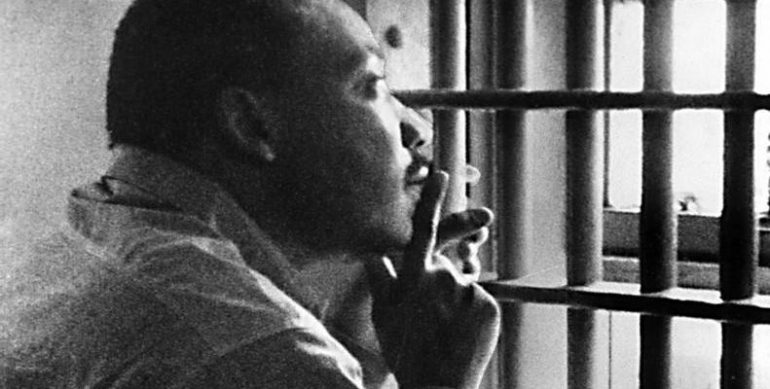 "MLK's Message to the Church (excerpts from ""Letter From Birmingham ..."