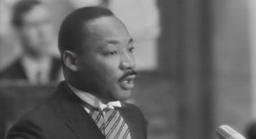 MLK's Nobel Prize Acceptance Speech