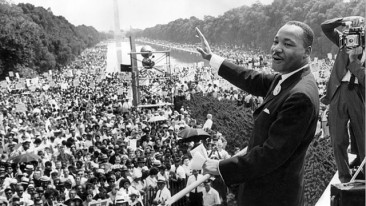 "MLK's ""I Have A Dream"" Speech"