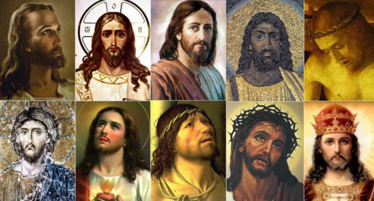 What Jesus looked like [A Guided Tour]
