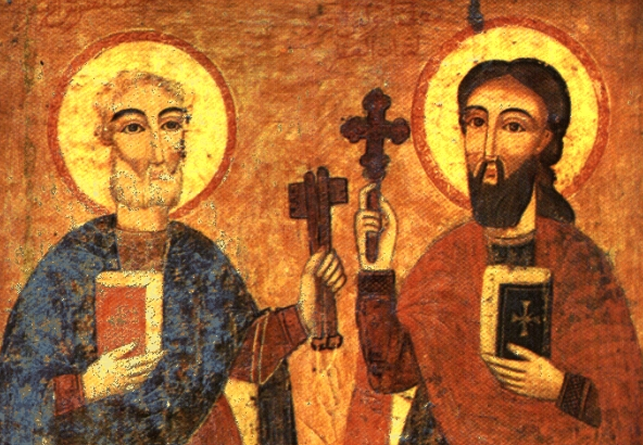 Image result for image of paul before james and the apostles