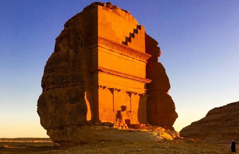 New research of Nabataean sites in Saudi Arabia