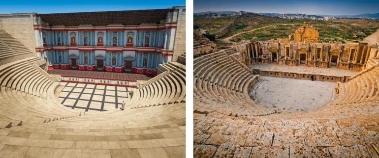 Great National Geographic Article on the city of Jerash