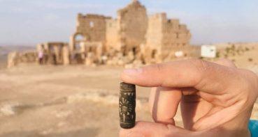 Unique 3000 Year-Old Assyrian Seal Found in Turkey