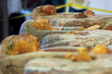 Largest coffin find in Egypt in over a century