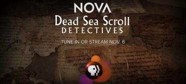 Dead Sea Scroll Detectives on NOVA