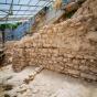 Possible 6th Century BCE Wall in Jerusalem
