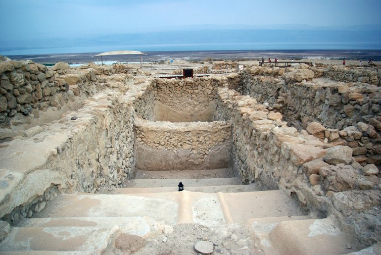 New Theory that Qumran Was A Pilgrimage Location Rather Than Permanent Residence for Sectarians