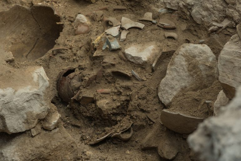 Archeologists may have discovered evidence of earthquake during the reign of Uzziah